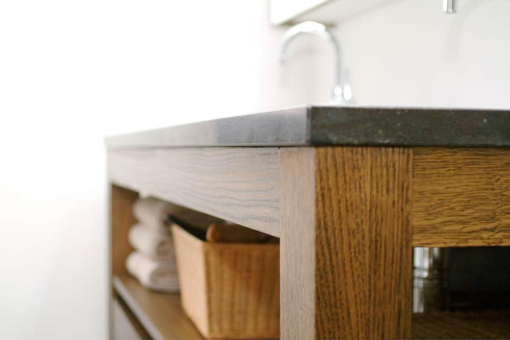 Badkamer - Diep bruin, warm en intens