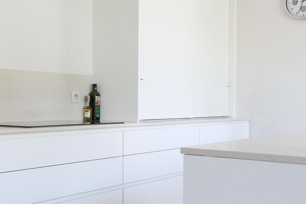 Keuken - Une vue dégagée