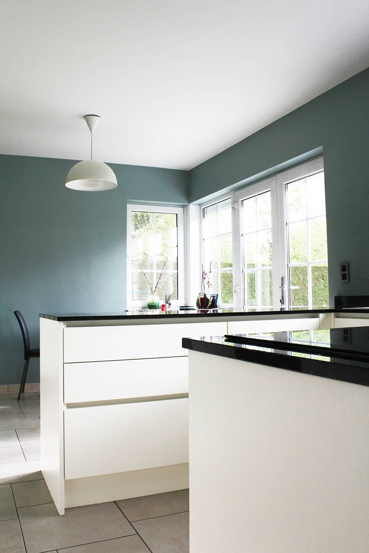 Keuken - Warme kleurenmix