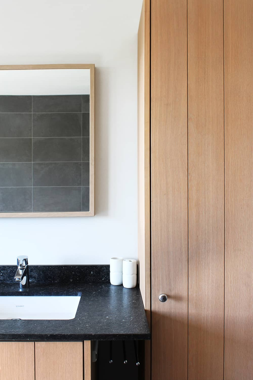 Badkamer - De ochtendstond