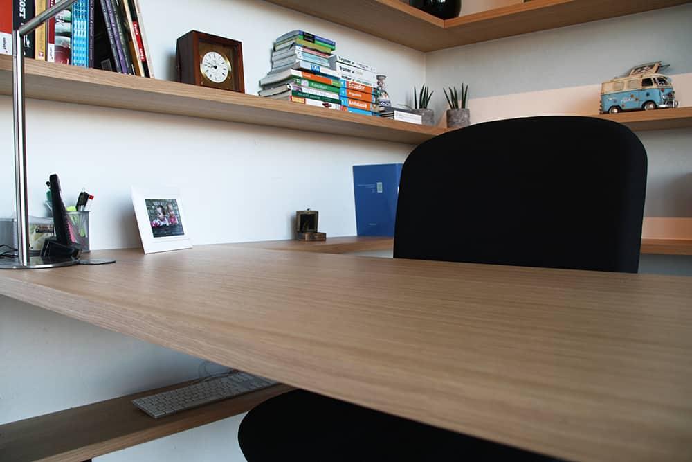 Bureau Bureaumeubel Splendide Schrijnwerk Maatwerk Interieur